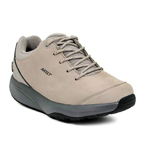 Amara winter Gray W 6s A Alto Sneaker Mbt Gtx Donna Lace Up Collo Grigio d7qnc7OwZ