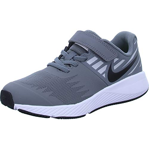 newest 6ca73 b063e Nike 921443-006  Little Kids Star Runner PS Cool Grey Black Sneakers (12 M  US Little Kid)