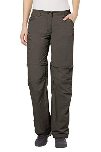 Vaude - Hose Women's Farley Zo Pants Iv - Pantalon - Femme - Marron (Bison) - 42