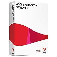 Adobe Acrobat 9 Standard - For Windows