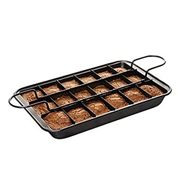 FPP ideal para brownie Pan Set en piezas Molde para repostería: Amazon.es: Hogar
