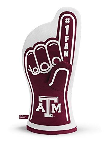 YouTheFan NCAA Texas A&M Aggies #1 Oven Mitt ()