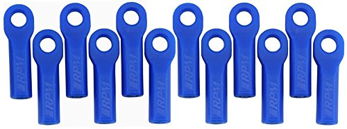 Rod Rpm (RPM Rod Ends Long Blue TRA Nitro Slash, 80515)