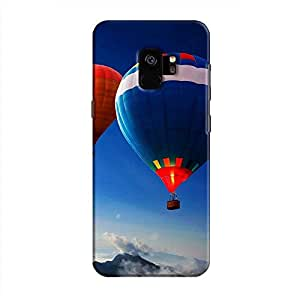 Cover It Up - Sky Balloons Galaxy S9 Hard Case