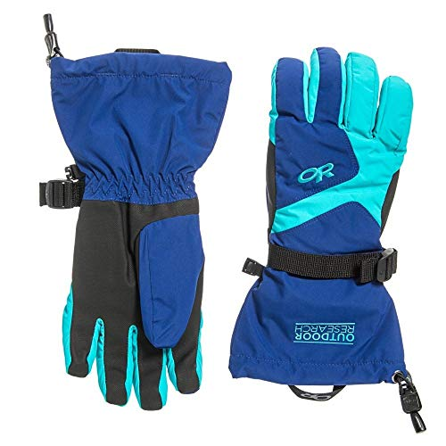 深遠信仰違う(アウトドアリサーチ) Outdoor Research レディース 手袋?グローブ Adrenaline Gloves - Waterproof, Insulated [並行輸入品]