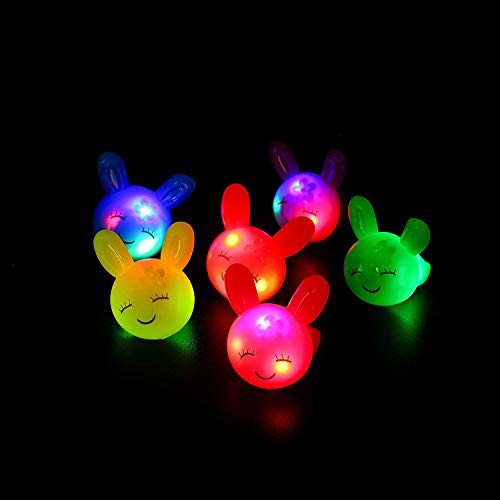 66 Pack LED Glow Party Favors for Kids//Adults