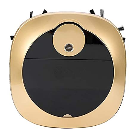 Limpiador inteligente Robot Cleaner Sweeper Gold: Amazon.es: Hogar