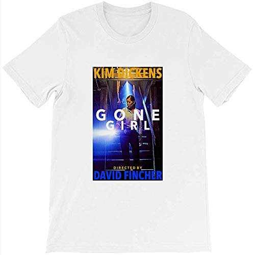 Gone Girl David Fincher Ben Affleck Pike Rosamund Neil Patrick Harris Vintage Gift Men Women Girls Unisex T-Shirt