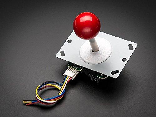 Adafruit Accessories Small Arcade Joystick