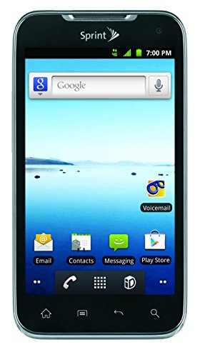 LG LS840 Viper Touchscreen Smartphone
