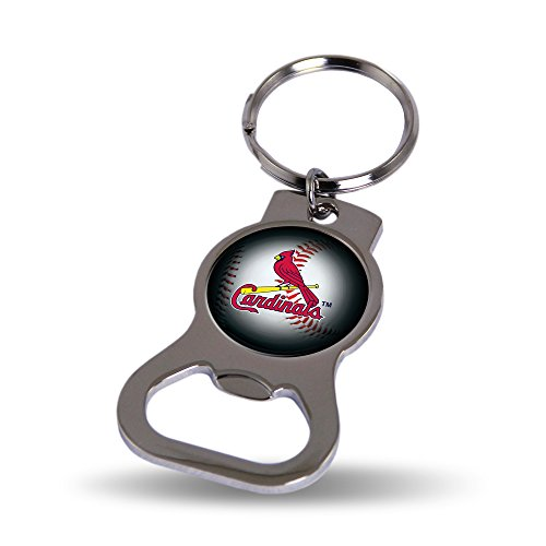 Rico St. Louis Cardinals Official MLB 3 inch Bottle Opener Key Chain Keychain 747817
