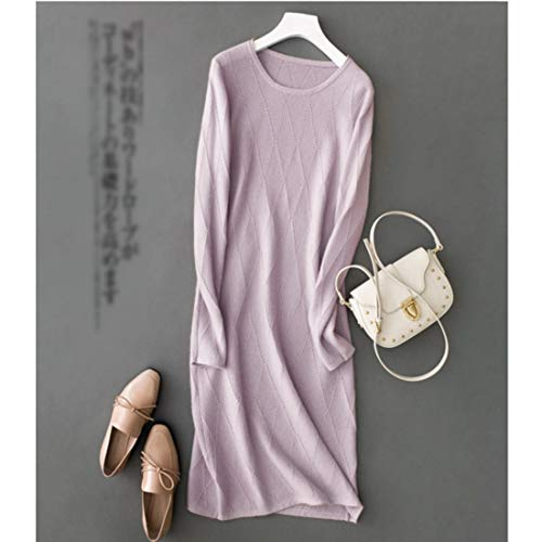 Per Xl Size L Donne Le Ovesuxle M Maglioni Pink Green L color s 0p4xv5nU