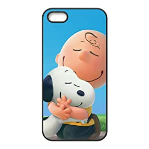 snoopy 007 Phone Case for iPhone 5S