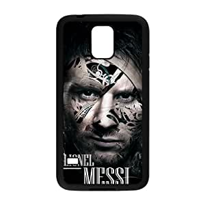 SANLSI Lionel Messi FCB Cell Phone Case for Samsung Galaxy S5