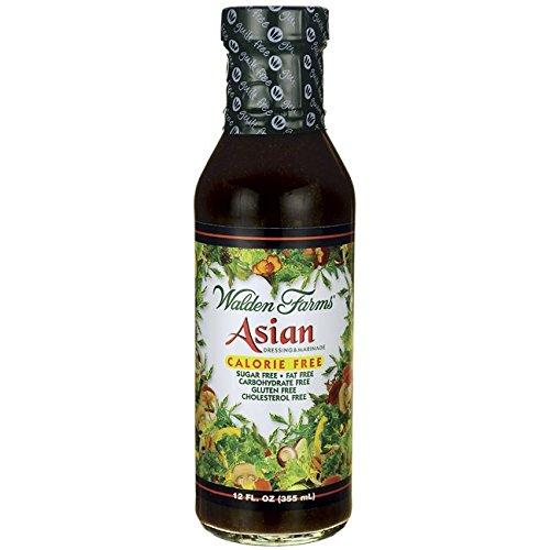 Walden Farms Calorie Free - Walden Farms Calorie Free Dressing - Asian 12 fl oz Bottle(S)