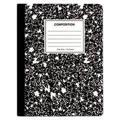 Universal 20950 Quad Rule Composition Book, Quadrille Rule, 7.5