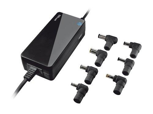 Trust Primo universelles Laptop Ladegerät (90 Watt) schwarz