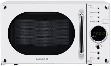 Daewoo KOR6N9RW White Touch Control Microwave