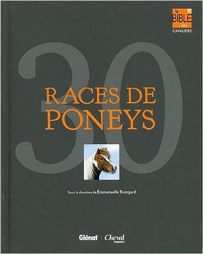 Télécharger en ligne 30 races de poneys pdf