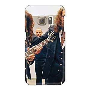 Best Hard Phone Case For Samsung Galaxy S6 (gFp12158QUsH) Support Personal Customs High-definition Aerosmith Band Pictures