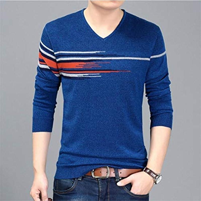 Męskie Casual Langarm Pullover Knit Frühling Sweatshirt Neck V Sweater Festlich Odzież Herbst Elegant Langarm Rundhals Strickpullover Strickpulli: Odzież