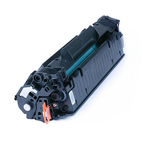 GREENCYCLE ® Replacement For Canon 126 (3483B001) Black Toner Cartridge ImageClass LBP-6200 Photo #2