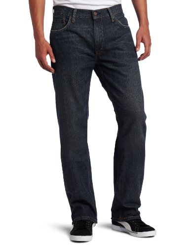 Levi's Men's 505 Regular Fit Jean, Range, 38x32