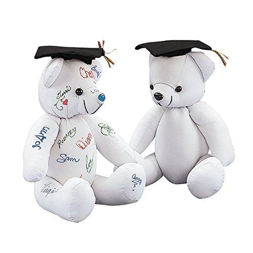 Autograph Graduation Bear (1