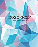 2020-2024 Five Year Planner-Geometry:: 60 Months