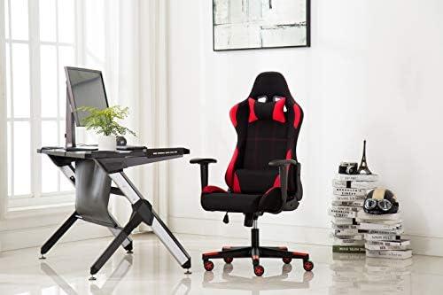 Heart Chaise De Racing Wm TissuFauteuil Intimate PivotantDossier En Haut Bureau InclinableSiège Ergonomique Gaming nONk80XPw