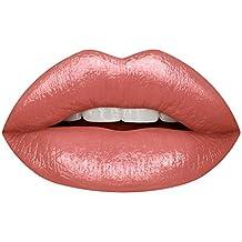 Huda Beauty Demi Matte Cream Lipstick - SHEro- a playful peachy nude
