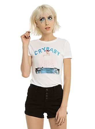 Amazon Com Melanie Martinez Cry Baby Girls T Shirt Clothing