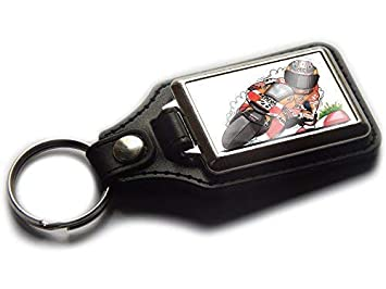 Koolart Dani Pedrosa MotoGP Honda Moto Deporte Piel y Cromo ...