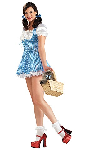 Sequin Dorothy Costume - Medium - Dress Size
