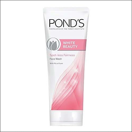 Pond's White Beauty Daily Facial Foam Spot-Less Rosy White 100g / 3.5 oz