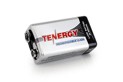 Combo: 10pcs Tenergy 9V 600mAh Li-ion Rechargeable Batteries Photo #4