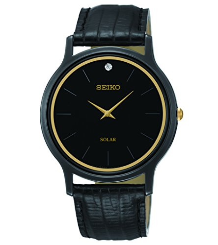 Seiko-Mens-SUP875-Analog-Display-Japanese-Quartz-Black-Watch