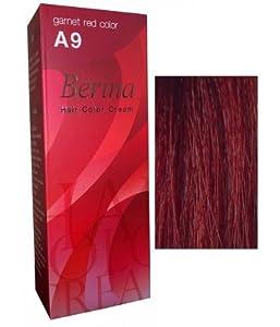 27. Permanent Hair Colour Dye Berina Garnet Red
