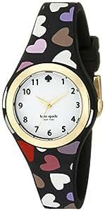 kate spade new york Women's 1YRU0731 Rumsey Analog Display Japanese Quartz Multi-Color Watch