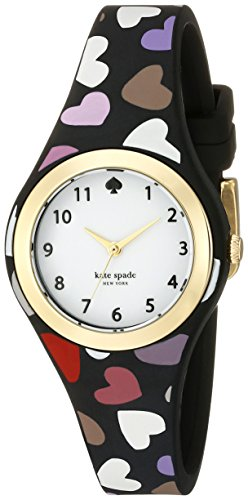 kate spade new york Women's 1YRU0731 Rumsey Analog Display Japanese Quartz Multi-Color Watch