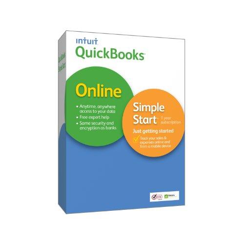 QuickBooks Online Simple Start Version