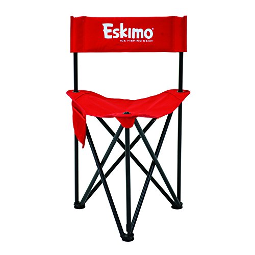 Ice Fishing Seats (Eskimo Folding Ice Chair)