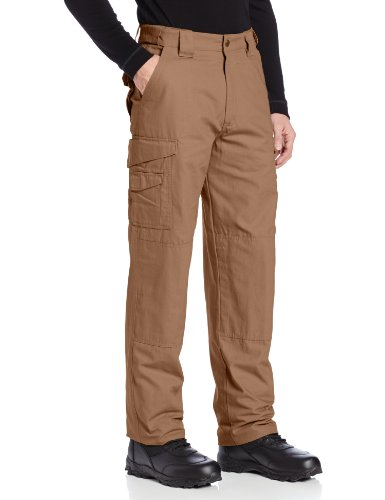 TRU-SPEC Men's Cotton 24-7 Pant, Coyote, 32 x 34-Inch