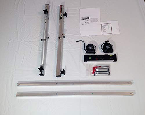 QuickTrick 4th Gen Portable Wheel Alignment Kit (17-22'' Wheels) by QuickTrick (Image #8)