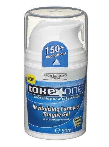 2 opinioni per Take One Formula rivitalizzante gel lingua 50 ml