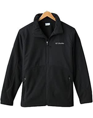 Men Nordic Trekker II Fleece Jacket Black