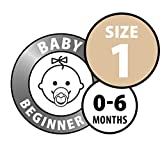 BIBS Baby Pacifier | BPA-Free Natural Rubber | Made