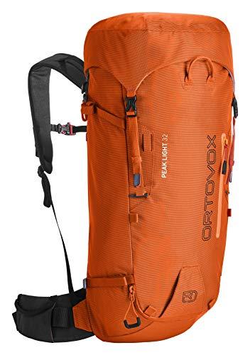 Ortovox Peak Light 32L Backpack Crazy Orange, One Size
