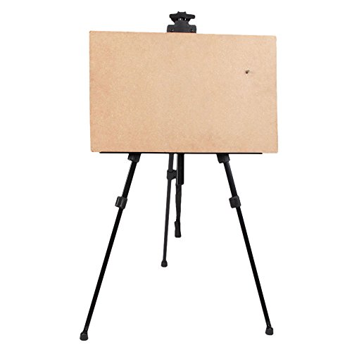 Durable Artist Folding Painting Easel Frame Adjustable Tripod Display Shelf With Carry Bag Outdoors Studio