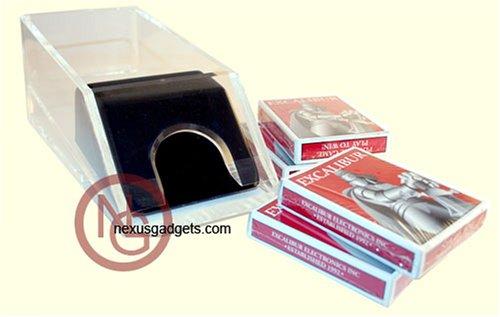 Nexus Premium Acrylic Dealer Shoe